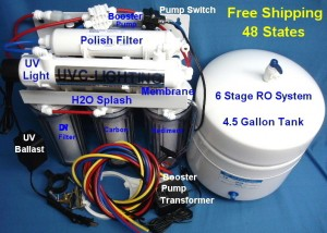 Reverse Osmosis System Installation Instructions Water